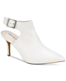 Seven Dials Sherly Pointed-Toe Booties