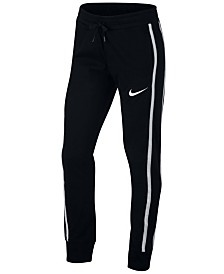 Nike Big Girls Sportswear Jersey Cotton Pants