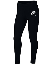 Nike Big Girls Air-Print Leggings