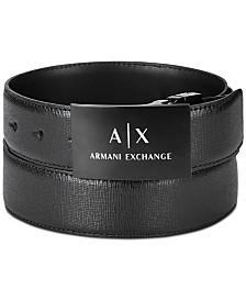 Armani Exchange Men's Belt Gift Set