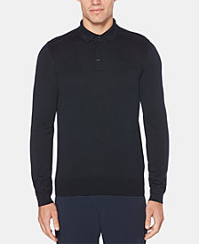 Perry Ellis Men's Sweater Polo
