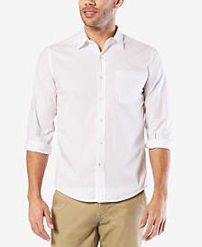 Dockers Men's Alpha Laundered Shirt