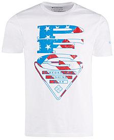 Columbia Men's PFG Flag Graphic T-Shirt