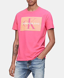 Calvin Klein Jeans Men's Monogram Logo T-Shirt