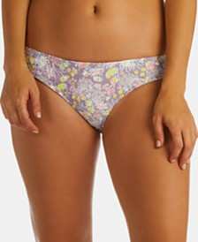 Raisins Versailles Printed Lowrider Bottoms