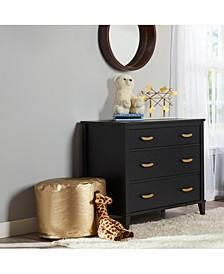 Monarch Hill Hawken 3 Drawer Dresser