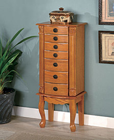 Patricia Jewelry Armoire