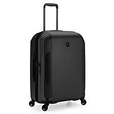 "Traveler's Choice Riverside 25"" 100% Lightweight Polycarbonate Spinner Luggage"