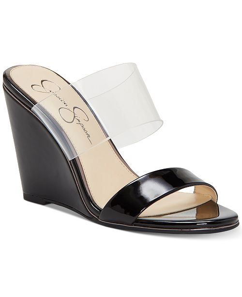Jessica Simpson Winsty Wedge Sandals