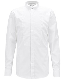 BOSS Men's Slim Fit Cotton Dress Shirt