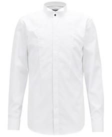 BOSS Men's Slim Fit Cotton Dress Shirt
