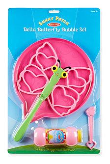Bella Butterfly Bubble Set