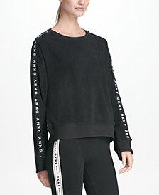 DKNY Sport Logo Fleece Sweatshirt, Created for Macy's