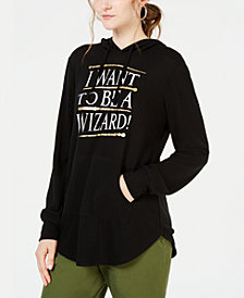 Modern Lux Juniors' Wizard Graphic-Print Sweatshirt