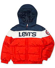 Levi's® Little Boys Rocket Puffer Jacket