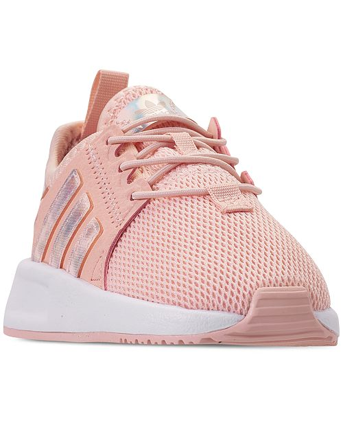 5bac2f5abec18 adidas Toddler Girls  X-PLR Casual Athletic Sneakers from Finish Line ...