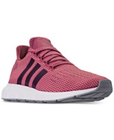 96889f3082a16 adidas Women s Swift Run Casual Sneakers from Finish Line