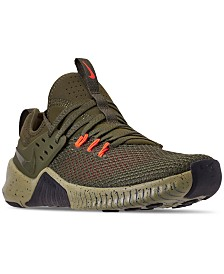Nike Men's Free Metcon Training Sneakers from Finish Line