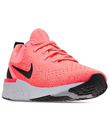 hot sale online 033df 131f2 Nike Womens Odyssey React Running Sneakers from Finish Line