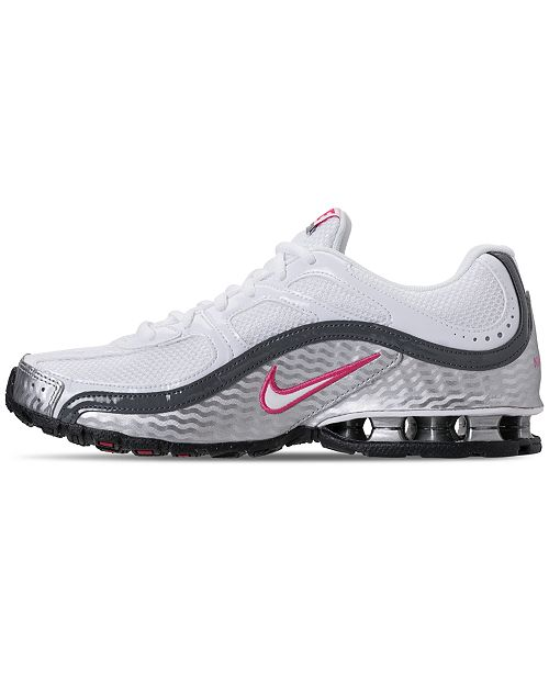 815e2ded131 Nike Women s Reax Run 5 Running Sneakers from Finish Line   Reviews ...