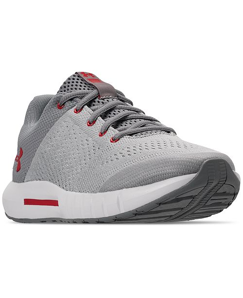 5649818d ... Under Armour Under Armor Boys' Pursuit Running Sneakers from Finish ...