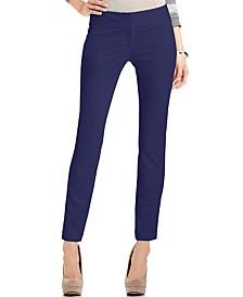 Pants, Skinny Ponte-Knit Ankle