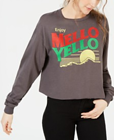 Mad Engine Juniors' Mello Yello Graphic T-Shirt