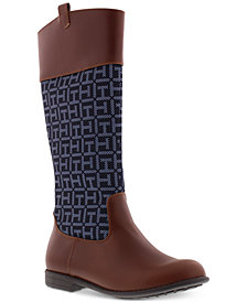 Tommy Hilfiger Little & Big Girls Andrea Jaelyn Boots