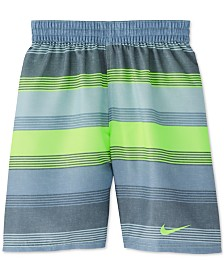 Nike Little Boys 6:1 Linen Breaker Swim Trunks