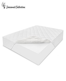 Full All Seasons Reversible Mattress Pad