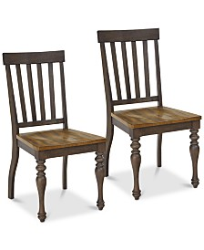 Dunmore Dining Chair (Set Of 2), Quick Ship