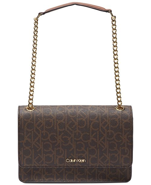 Calvin Klein Hayden Signature Shoulder Bag Reviews
