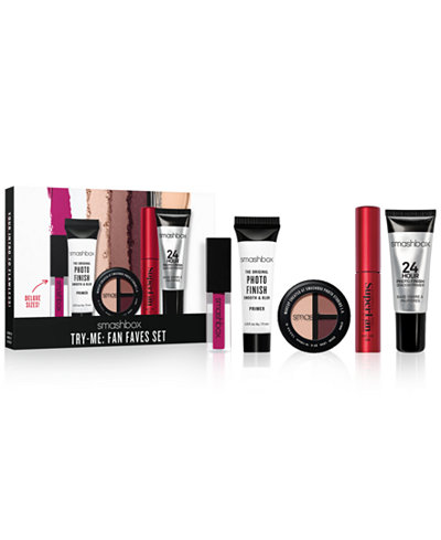Smashbox 5-Pc. Try-Me: Fan Faves Set