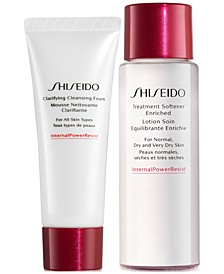 Receive a FREE 2pc skincare gift with $65 purchase