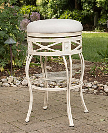 Indoor / Outdoor Callen Swivel Counter Stool