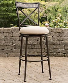 Indoor / Outdoor Pullman Swivel Bar Stool