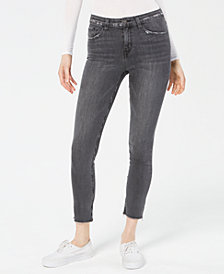Flying Monkey High-Rise Frayed Skinny Jeans