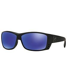 Polarized Sunglasses, CAT CAY 61P