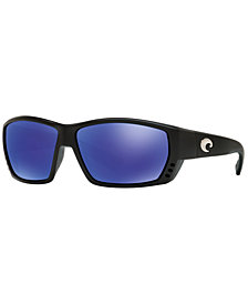 Costa Del Mar Polarized Sunglasses, CDM TUNA ALLEY 66P