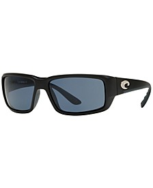 Polarized Sunglasses, FANTAIL POLARIZED 59P