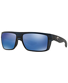 Costa Del Mar Polarized Sunglasses, MOTU 57P