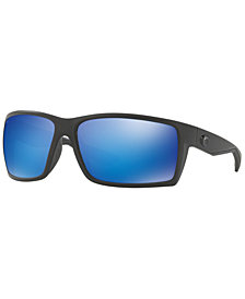 Costa Del Mar Polarized Sunglasses, REEFTON 64
