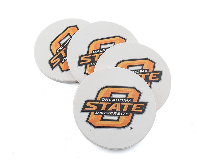 Thirstystone Oklahoma State University Coasters, Set of 4