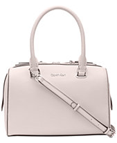 a5e6bdd24a997 Calvin Klein Pink Handbags and Accessories on Sale - Macy s