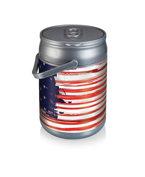Picnic Time Oniva™ by Stars & Stripes Design Can Cooler