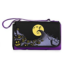 Oniva™ by Picnic Time Nightmare Before Christmas Blanket Tote