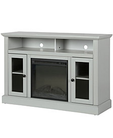 Ameriwood Home Tacoma Electric Fireplace TV Console