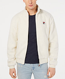 Fila Men's Finch Fleece Jacket