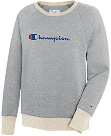 Fleece Logo Sweatshirt