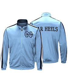 G-III Sports Men's North Carolina Tar Heels Challenger Full-Zip Track Jacket